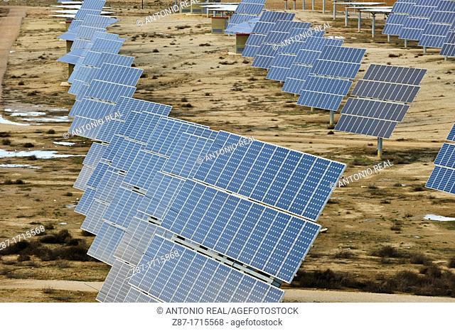 Energia solar  Bonete  Albacete