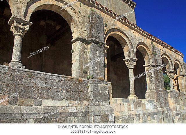 church of the Savior, Romanesque of century XI - XII. Sepúlveda. Segovia