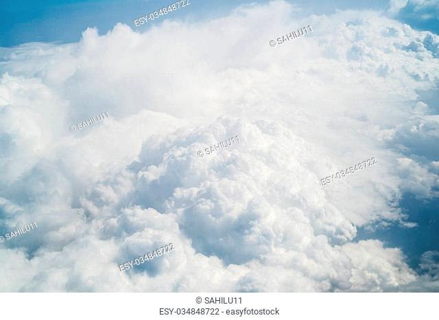sky-clouds background