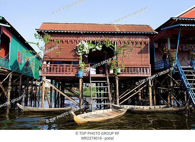 Tonle Sap Cambodia