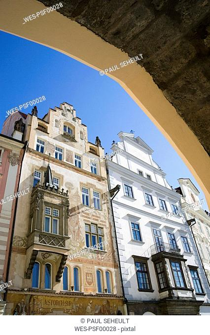 Czech Republic, Prague, Storch House