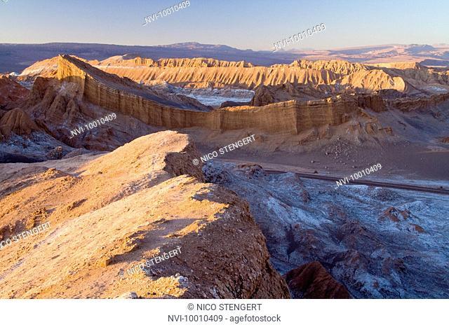Valle de la Luna, San Pedro de Atacama, Chile, South America