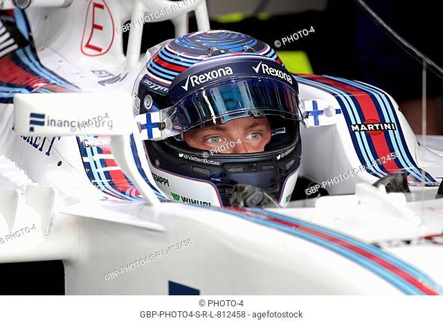 02.09.2016 - Free Practice 2, Valtteri Bottas (FIN) Williams FW38