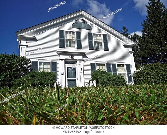A house on Martha's Vineyard