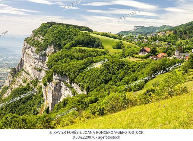 Saint Hilaire du Touvet, Natural park of Le Chartreuse, Isère, Rhône-Alpes, France