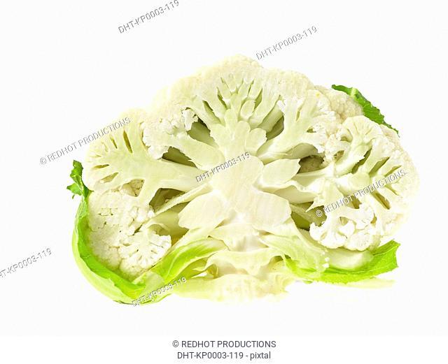Half a head of Cauliflower