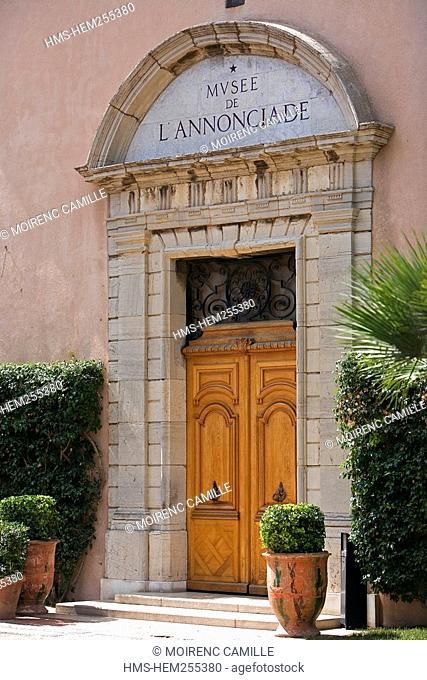 France, Var, Saint Tropez, Musee de l'Annonciade