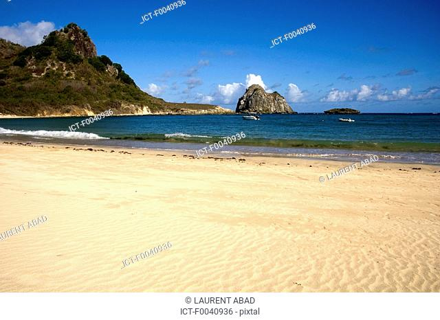Brazil, Pernambuco, Fernando de Noronha, praia do sueste