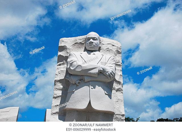 Martin Luther King Memorial Washington D.C