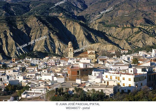 Alcolea. Almería province, Andalusia, Spain