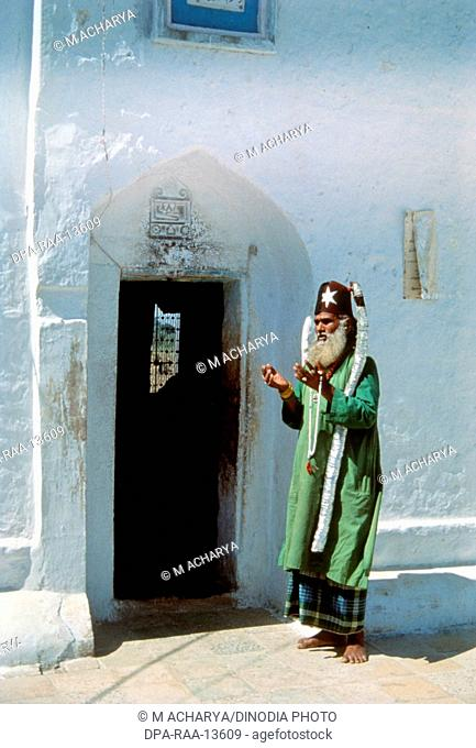 Muslim Priest