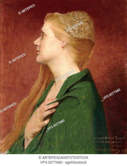 Lefebvre Jules Joseph - Lady Godiva 2