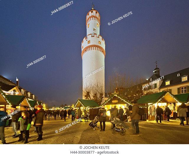 Weihnachtsmarkt Bad Homburg.Schloss Bad Homburg Castle Stock Photos And Images Age Fotostock