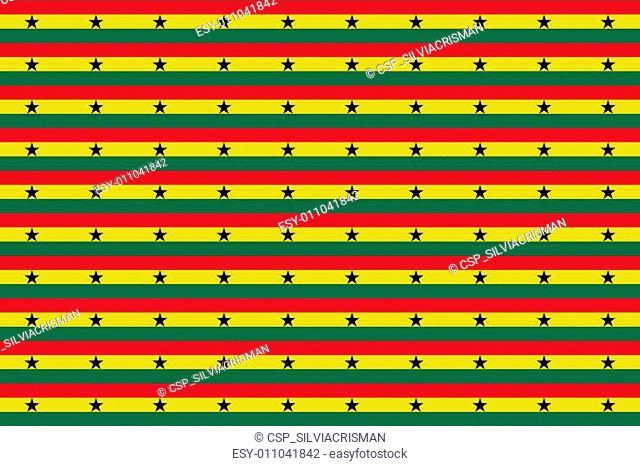 National flag background
