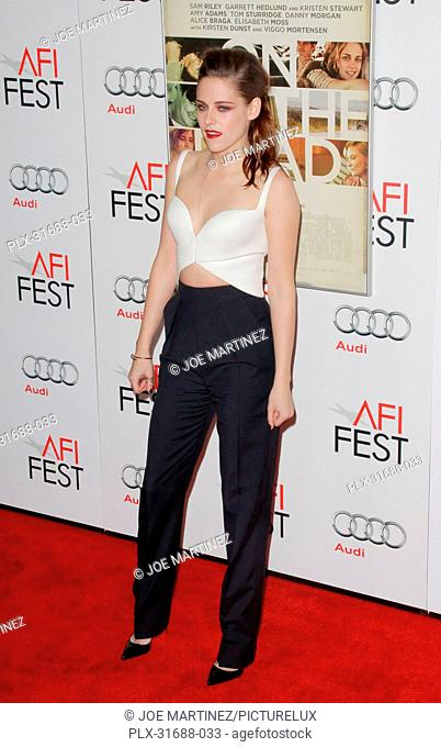 d61cd0a5751ff Kristen Stewart at the AFI Fest 2012 Gala Screening of On the Road. Arrivals  held