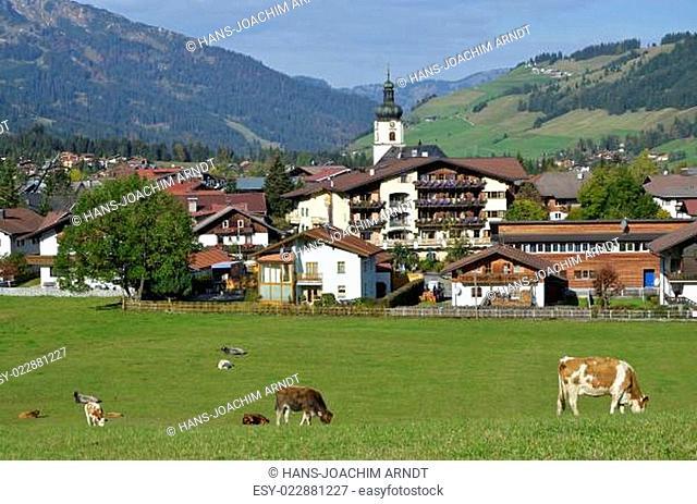 Tannheim, Tannheimer Tal