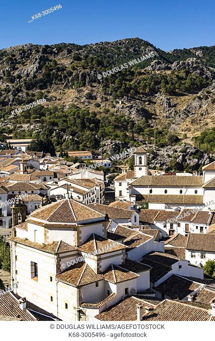 village of Grazalema, Cadiz province, Andalucia, Spain