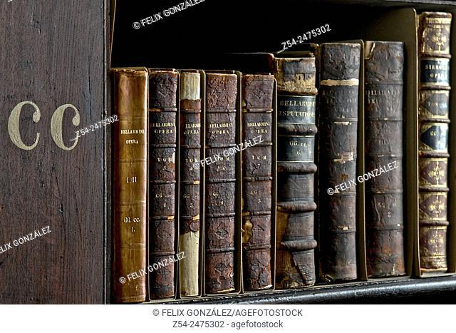 Old Library. Trinity College. Dublin. Ireland