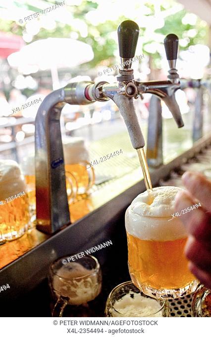 Beer, Austria