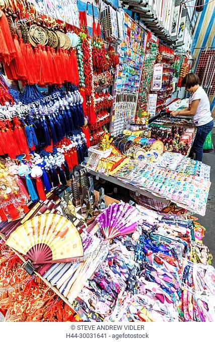China, Hong Kong, Mong Kok, Ladies Market