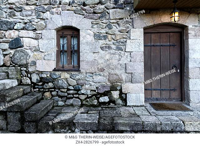 Tourist town Dilijan, Tavush Province, Armenia, Caucasus, Middle East, Asia