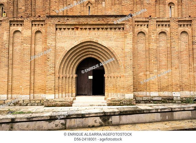 Mudejar church of San Lorenzo.Toro.Zamora province.Castilla y Leon.Spain