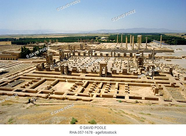 Persepolis, Iran, Middle East