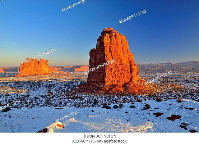 , Arches National Park, Utah, USA