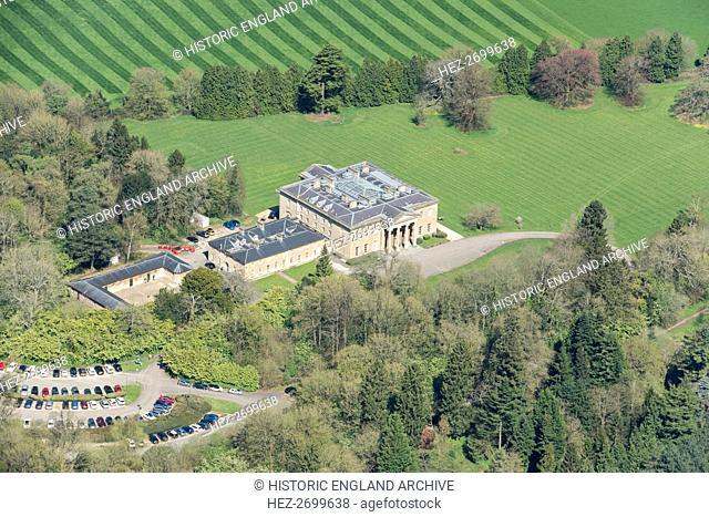 Leigh Court, Abbots Leigh, Somerset, 2018. Creator: Historic England Staff Photographer