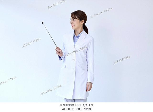 Japanese doctor