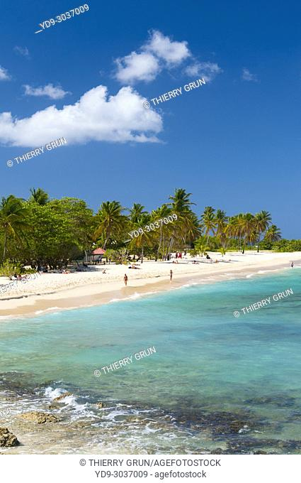 France, Guadeloupe Island, Anse-Bertrand beach