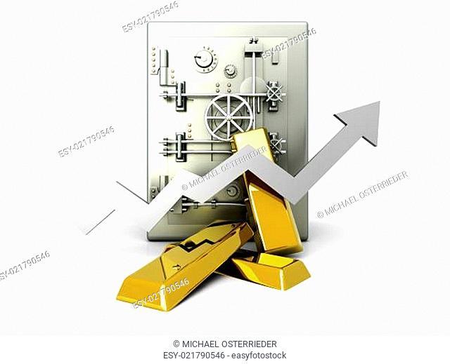 Growing Gold Deposit