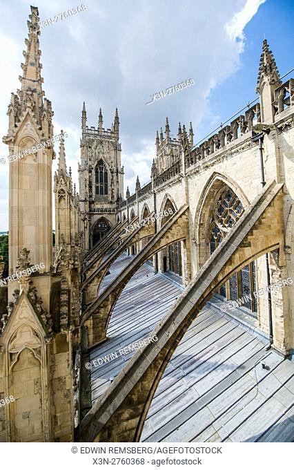 York Minster in York, England