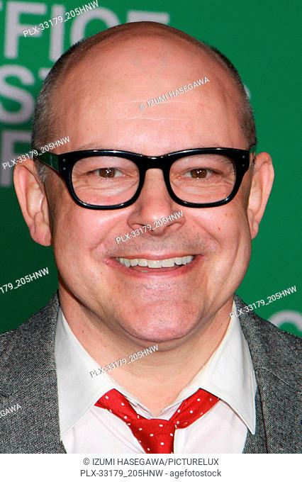 "Rob Corddry 12/07/2016 The Los Angeles Premiere of """"Office Christmas Party"""" held at the Regency Village Theater in Los Angeles"