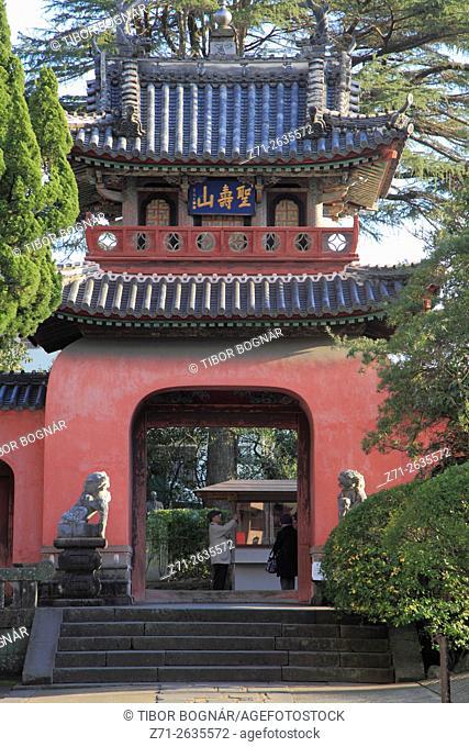 Japan, Nagasaki, Sofukuji Temple,