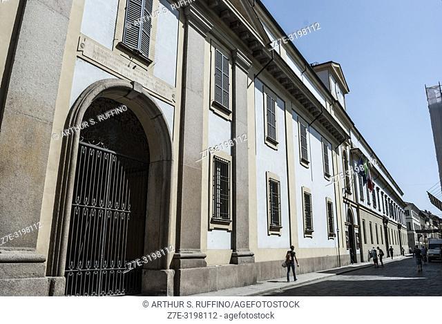 University of Pavia, Pavia, Lombardy, Italy