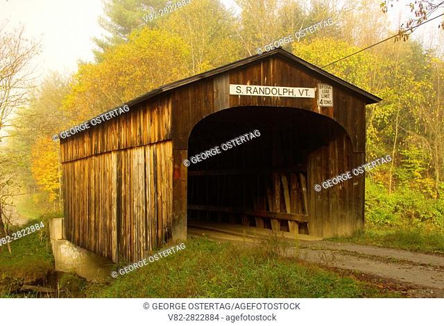 South Randolph Covered Bridge, Orange County, Vermont