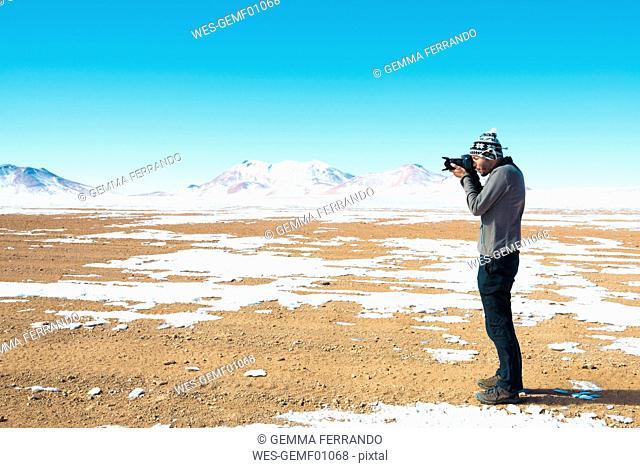 Bolivia, Eduardo Avaroa Andean Fauna National Reserve, Altiplano