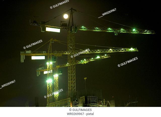 Building Construction in progress