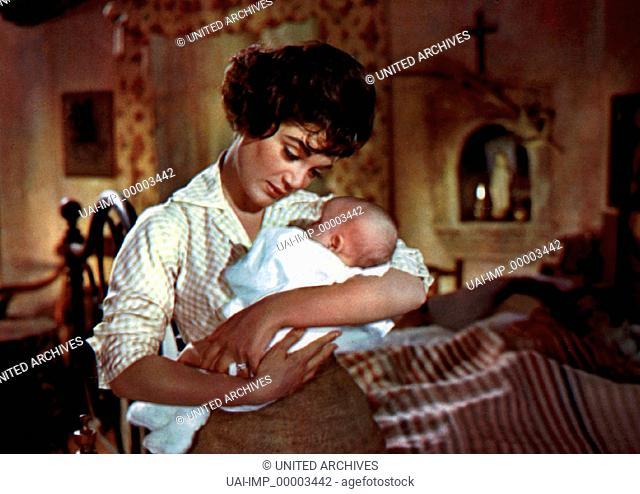 Mein Schiff fährt zu dir, (FOLLOW THE BOYS) USA 1963, Regie: Richard Thorpe, CONNIE FRANCIS, Key: Mutter, Baby