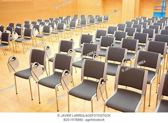 Conference, Training room, Ficoba, Irun, Gipuzkoa, Basque Country, Spain