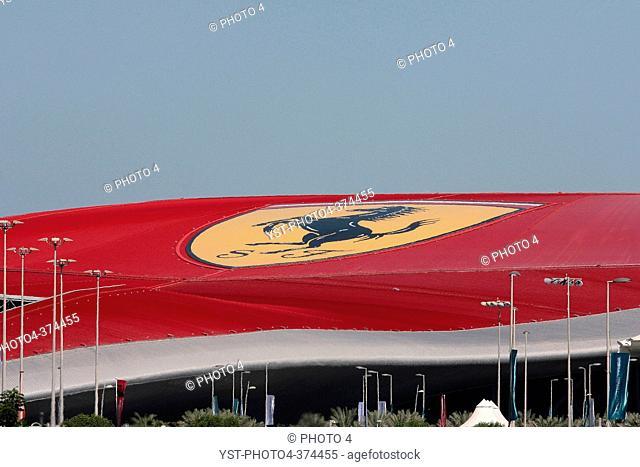 Friday Practice 1, Atmosphere, F1,Abu Dhabi Grand Prix, United Arab Emirates,Abu Dhabi