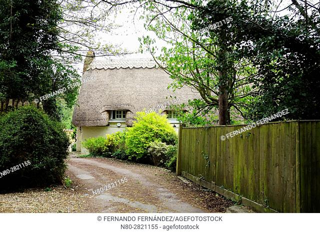 Cottage. Long Crendon. Oxfordshire. England