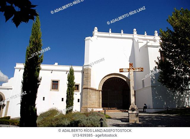 Convento do Espinheiro, Evora, Alentejo, Portugal, Europe