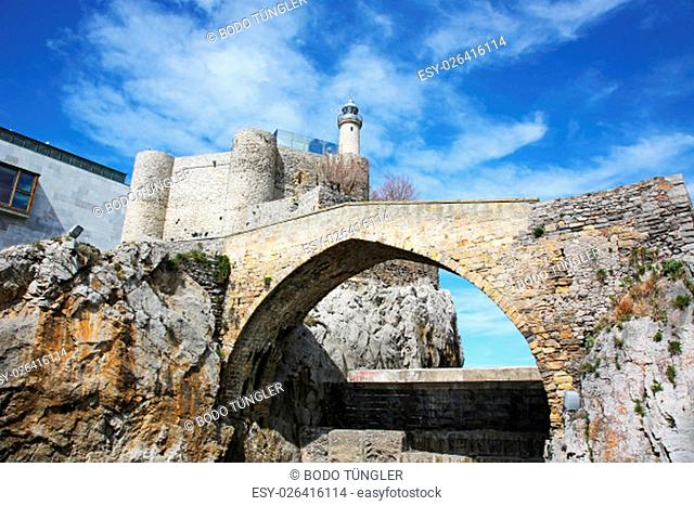 Lighthouse Castle Santa Ana Stock Photos And Images Age Fotostock