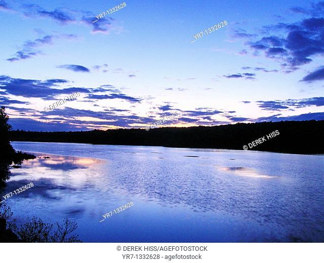 Tobyhanna Lake, Pennsylvania