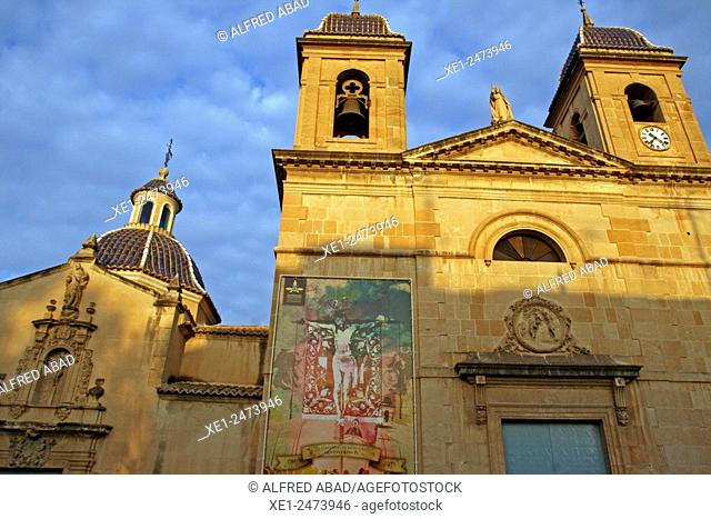 Church of San Juan Bautista, San Juan de Alicante, Alicante, Spain