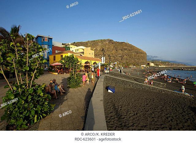 Taberna del Puerto in Puerto de Tazacorte, La Palma, Canaries, Spain