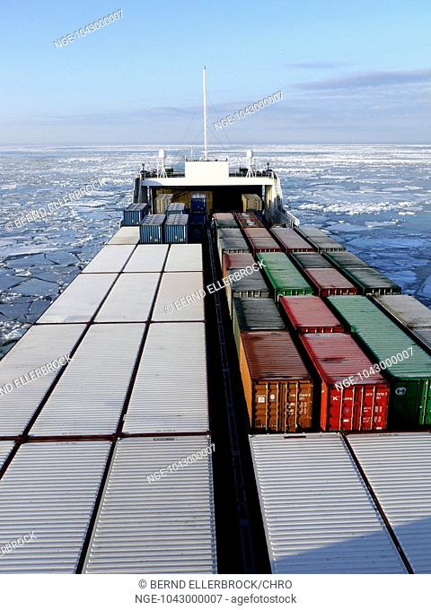 Containervessel