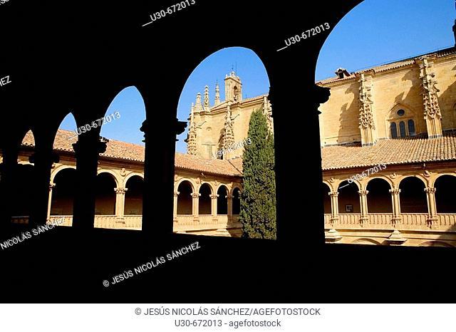 San Esteban convent (16th century), Salamanca. Castilla-León, Spain